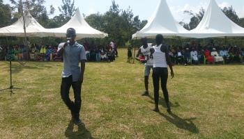 MEETING WITH UNAYDA(UGANDA NORTH AMERICAN YOUTH DEVELOPMENT